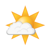 La météo à Omps
