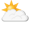La météo à Palagaccio