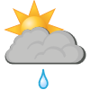 La météo à Eix