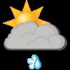 La météo à Montemaggiore