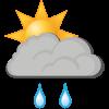 La météo à Sagone